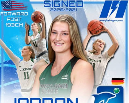 Jordan Stotler has signed with BC Pharmaserv Marburg