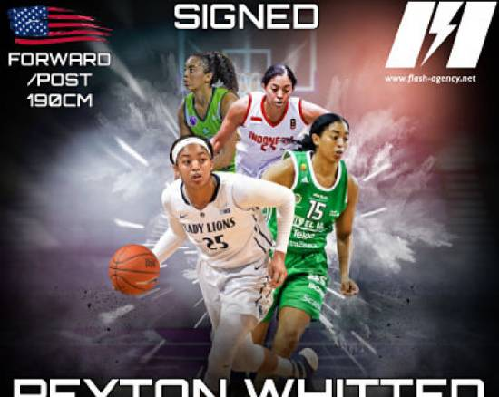 Peyton Whitted has signed with Flash Agency