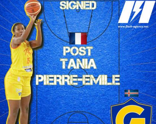 Tania Pierre Emile has signed with Grindavik
