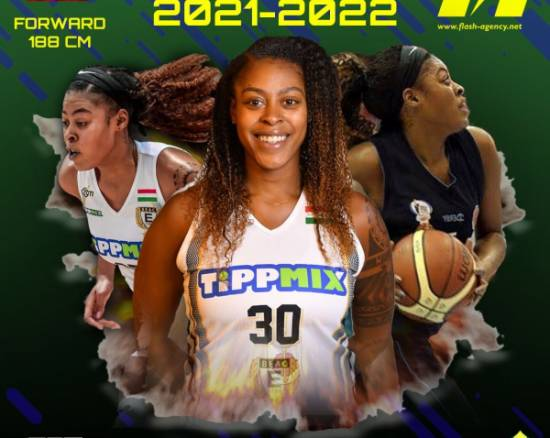 Janae Smith has signed with Gezira Sporting Club