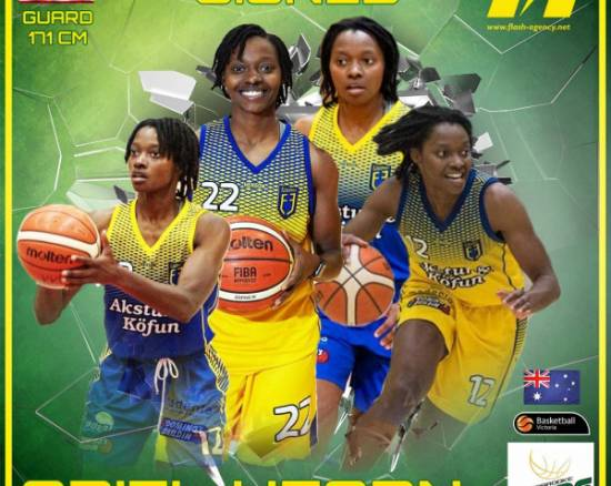 Ariel Hearn has signed with Sherbrooke Suns Basketball