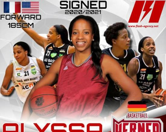 Alyssa Lawrence has signed with Herner TC Basketball