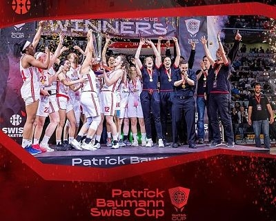 BC Winterthur won the Swiss Winners Cup